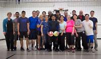 VOLLEYBALL - COED ADULT FUN PLAY - Willowdale Church