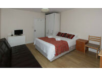 Cheap short let accommodation in Willesden Junction, (#T4)