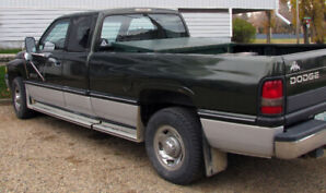 For Sale: 1997 Dodge Ram 2500 Diesel - Excellent condition
