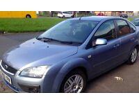2006 focus ghia 1.6 petrol new mot