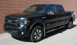 2014 Ford F-150 FX4 Crew Cab Ecoboost Turbo 4X4 Fully Loaded!!