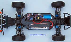 New RC Trophy Truck Brushless Electric,1/10 Scale LIPO 2,.4G RTR Kitchener / Waterloo Kitchener Area image 7