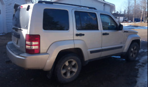 2008 Jeep Liberty For Sale 4x4