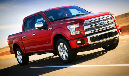 2015 Ford F-150 Update Promises Major Fuel Savings