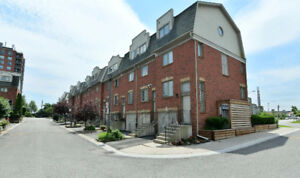 Condo Townhouse For Rent @ 1635 Pickering Pkwy Unit 54