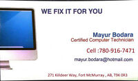 WE FIX IT(COMPUTER) FOR YOU (Computer Repair Service)