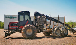 1995 VALMET 646 FORWARDER for parts