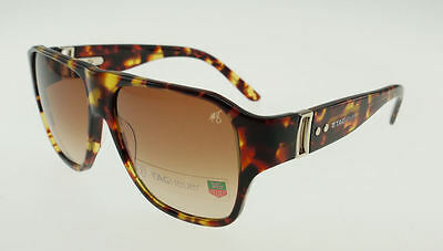 Tag Heuer 9100 Tortoise / Brown Gradient Maria Sharapova Sunglasses TH9100 204
