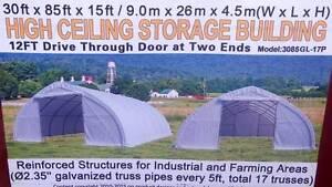 MASSIVE (234m2) Workshop Storage Shelter Building 26m x 9m x 4.5m Pullenvale Brisbane North West Preview