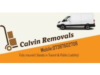 Man with a van removal service/ UK
