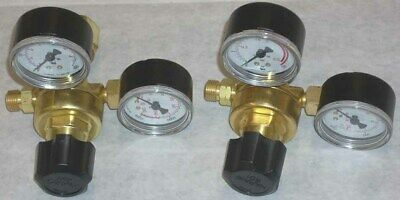 Harris 601 Oxygen Acetylene Gas Regulator Set Cga 200 For Port A Torch Kit