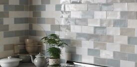 Wickes farmhouse tiles