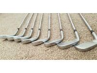Complete set of golf clubs £100 ono
