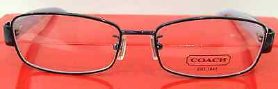 COACH HC 5001(TARYN) 9024 BLUE METAL EYEGLASSES FRAME STORE DISPLAY