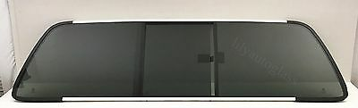 Fits 99-07 Ford F-Series (F250-F750) Sliding Rear Back Window Glass Slider