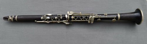 Professional vintage THIBOUVILLE clarinet