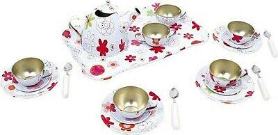 Juego de Te de juguete Laura 21 piezas. Tea Set toy