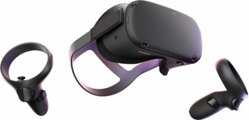 Brand New Oculus Quest All-in-one VR Gaming Headset - 64GB - Black
