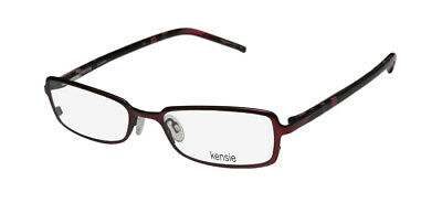 NEW KENSIE CURIOSITY AUTHENTIC LIGHT STYLE LIGHT WEIGHT EYEGLASS (New Eyeglass Frame Styles)