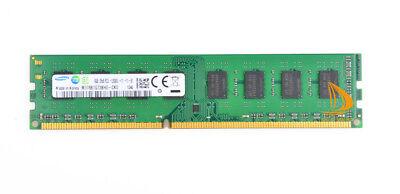 8 GB Neu Samsung PC3 8GB 12800U 2RX8 DDR3 1600 MHz Arbeitsspeicher RAM DIMM CPU