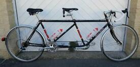 Claud butler tandem reynolds 531 campagnolo cinelli