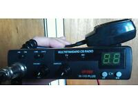 cb radio Intek plus