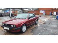 BMW, e30 SERIES, Convertible, 1993, Manual, 1796 (cc), 2 doors