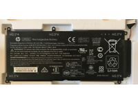 New HP laptop battery