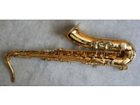Selmer Reference 36 Tenor Sax