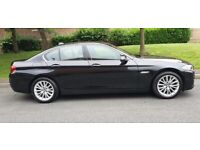 BMW 520D AUTO 2016 FACELIFT 1 FORMER COMPANY OWNER DEALER SERVICE HISTORY SAT NAV LEATHERS P/X WELCO