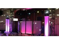 DJ mobile disco & karaoke for hire from only £120.00 for 4 hours