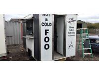 Catering trailer lpg horsebox mobile kitchen food truck icecream stand