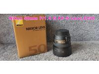 Nikon Professional Full Frame FX camera and lens equipment full setup