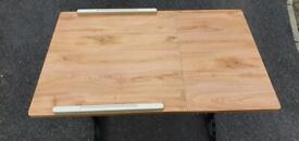 Desk/Table - folding/height adjustable