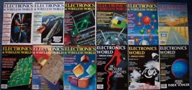 12 months from Electronics World 1989