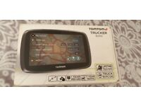 Tom Tom Trucker 6000 sat nav