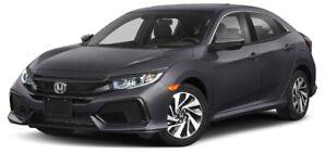 2019 Honda Civic LX Hatchback LX CVT