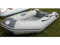 Tohatsu T270SB Inflatable Dinghy