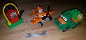 Lego Duplo Planes Chug and Dusty