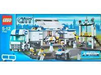 Lego City Police Truck 7743