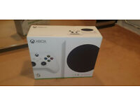 Xbox Series S Digital Console - New, Unused and sealed