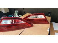 Seat Leon MK3 led tailgate lights