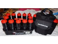 14 Bottles, Bottle Carrier & First Aid Carry-bag.