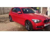 Immaculate example of BMW 1 series sport