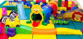 Business for Sale - Mobile soft play hire for children under 5's