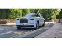 Rolls Royce Phantom 8/Rolls Royce Phantom/Rolls Royce Cullinan/Hummer Limo/Baby Bentley Limo