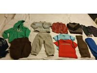 Boys bundle of clothes 1.5 years to 2
