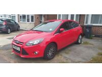 Ford, FOCUS AMAZING CAR with Brand new Engine with less than 100Km- Real deal