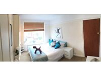 4 Double Bedrooms in a Professional House Share - Horfield