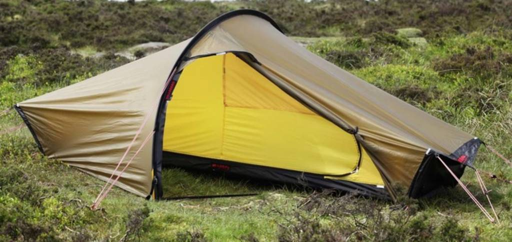 Hilleberg Akto tent sand colour in excellent condition | in Livingston, West Lothian | Gumtree
